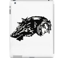 Zelda Twilight Princess Wolf Link iPad Case/Skin