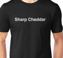 Sharp Cheddar Unisex T-Shirt