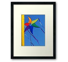 Colour High Framed Print