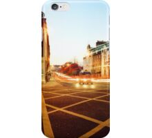 Dusk Traffic iPhone Case/Skin
