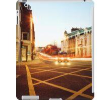 Dusk Traffic iPad Case/Skin