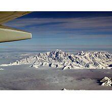 Mont Blanc Photographic Print