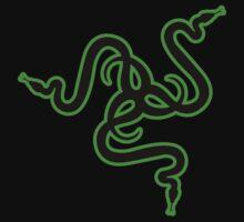Razer logo by zomboter