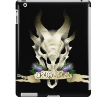 dragon's blood iPad Case/Skin