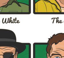 Breaking Bad - Walter White Sticker