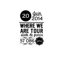 20 Juin - Stade de France WWAT Photographic Print
