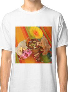 Bears with Birthday Cake Verrine  Classic T-Shirt