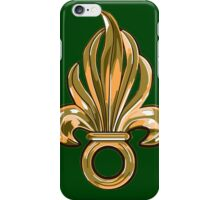 French Foreign Legion iPhone Case/Skin