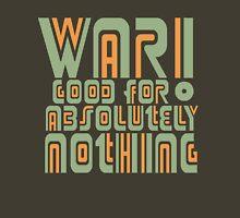 War! Retro Unisex T-Shirt