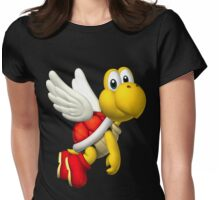 koopa Womens Fitted T-Shirt