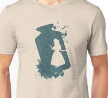 Drink me Alice Unisex T-Shirt