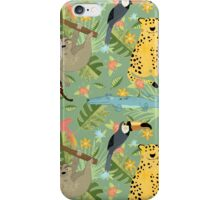 Jungle Adventure iPhone Case/Skin