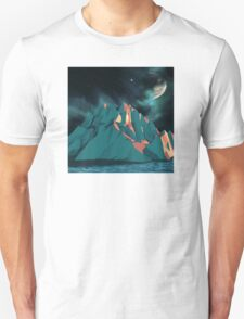 Night Mountains No. 24 T-Shirt