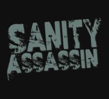 Sanity Assassin One Piece - Long Sleeve