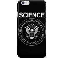 science is awesome iPhone Case/Skin