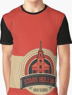 Gilmore Girls-Stars Hollow high school Graphic T-Shirt
