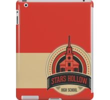 Gilmore Girls-Stars Hollow high school iPad Case/Skin