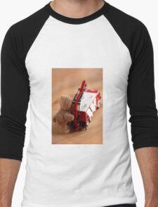 Fire Chief Men's Baseball ¾ T-Shirt