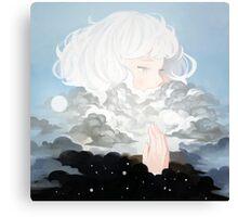 nimbus. Canvas Print