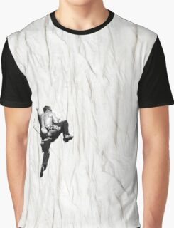 Climbing a Wrinkle  Graphic T-Shirt