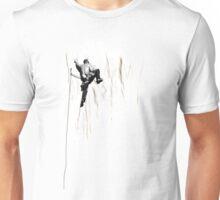 Climbing a Wrinkle  Unisex T-Shirt