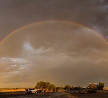 Rainbow Perfection by Matt Fricker Photography