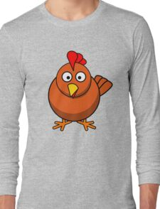 chicken Long Sleeve T-Shirt