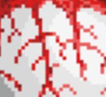 Terraria eye of cthulhu Sticker