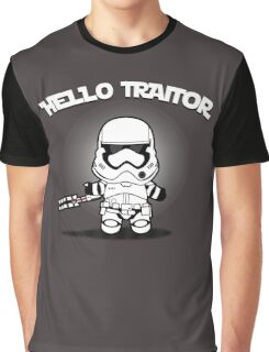 Hello Traitor Graphic T-Shirt