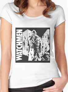 watchmen  Women's Fitted Scoop T-Shirt