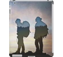 The Air Up There iPad Case/Skin