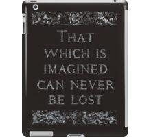 Imagined 80s Gothic iPad Case/Skin