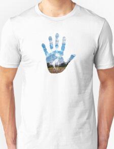 Earth Print Unisex T-Shirt