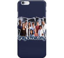 grey's anatomy-original cast iPhone Case/Skin
