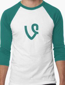 Vine Men's Baseball ¾ T-Shirt