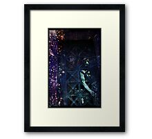 Lonely Desolation Framed Print