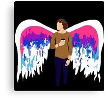 Ashton Angel Wings Canvas Print
