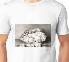 An inviting dish - Currier & Ives - 1870 Unisex T-Shirt