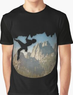 In the Sky Graphic T-Shirt