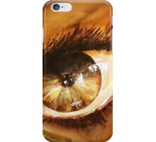 HIS EYE iPhone Case/Skin