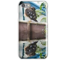 Water on the rise iPhone Case/Skin