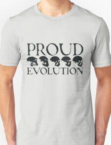 Proud Evolution Skull T-Shirt