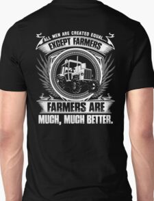 stupid farmer Bird farmer mom piglet farmer farmer wave farmer kids fa T-Shirt
