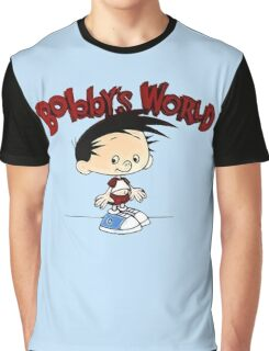 Bobbys World Cartoon Graphic T-Shirt