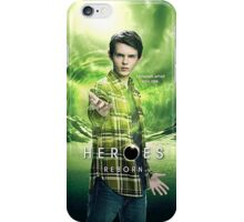 Saving The World - Nathan iPhone Case/Skin