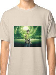 Saving The World - Nathan Classic T-Shirt
