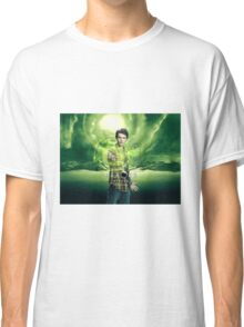 Saving The World - Nathan Classic T-Shirt