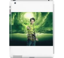 Saving The World - Nathan iPad Case/Skin
