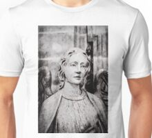 Angel set in stone Unisex T-Shirt