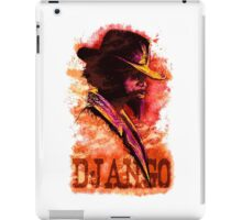 Django Unchained iPad Case/Skin